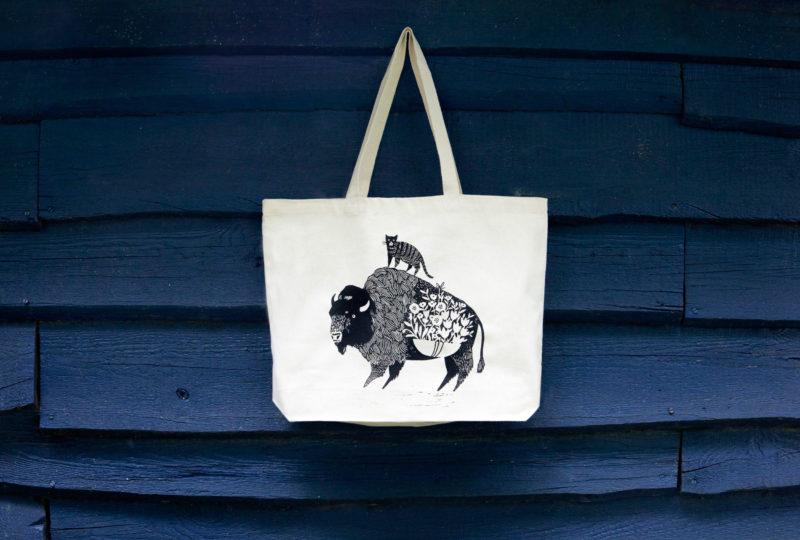 Tas_bizon_muur_web
